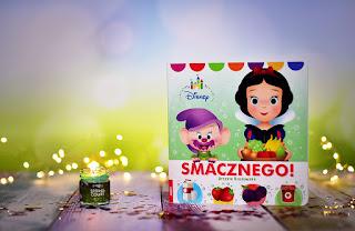 """Urszula Kozłowska - """"Disney. Maluchy. Smacznego!"""" książki dla dzieci #16"""