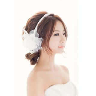 Model Rambut Cewek Korea Terkeren 2016