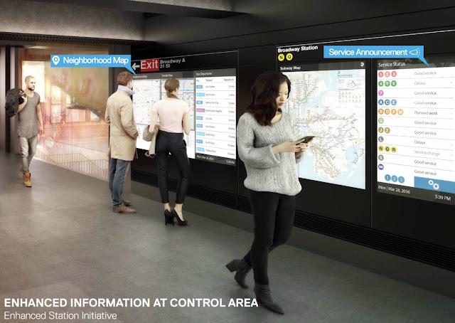 Mapas wayfinding e Información útil