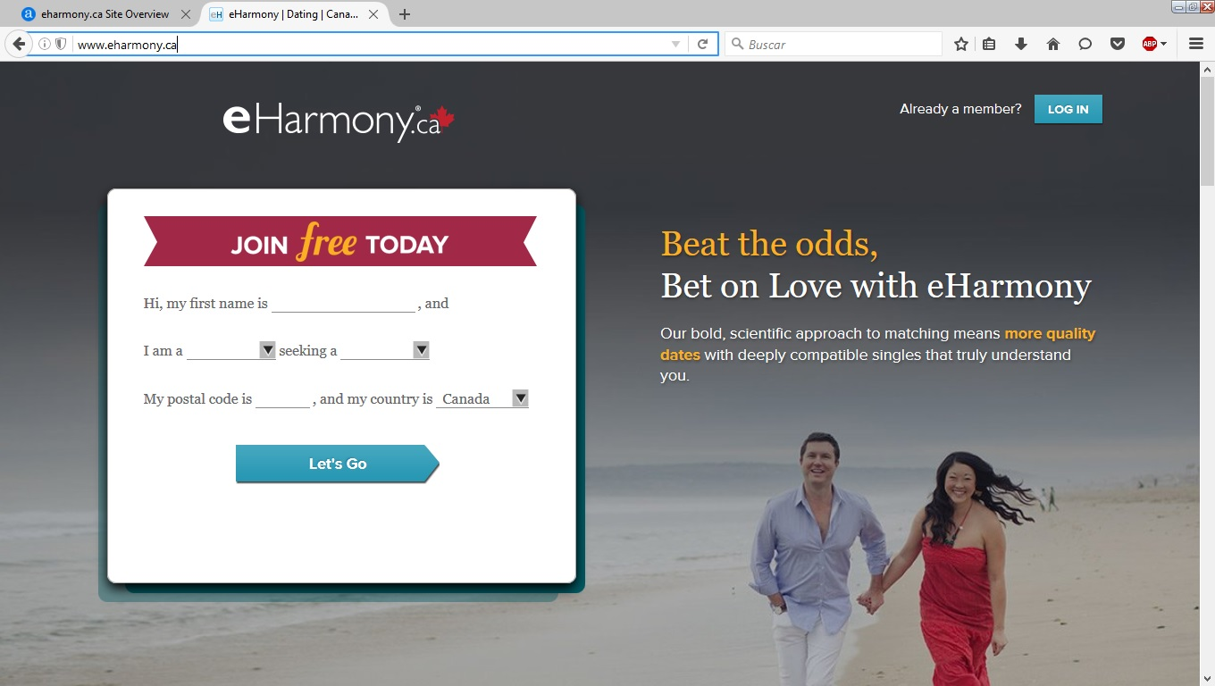 Www eharmony co uk login