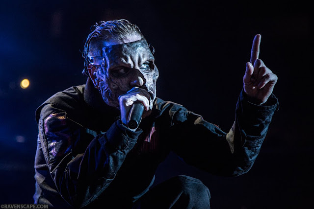 Corey Taylor (Slipknot) ha escrito una película de terror y ahora busca inversores