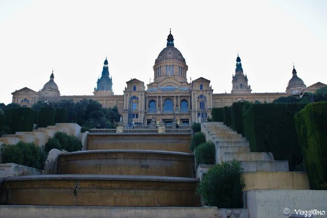 Il Museo d'arte Nazionale di Barcellona