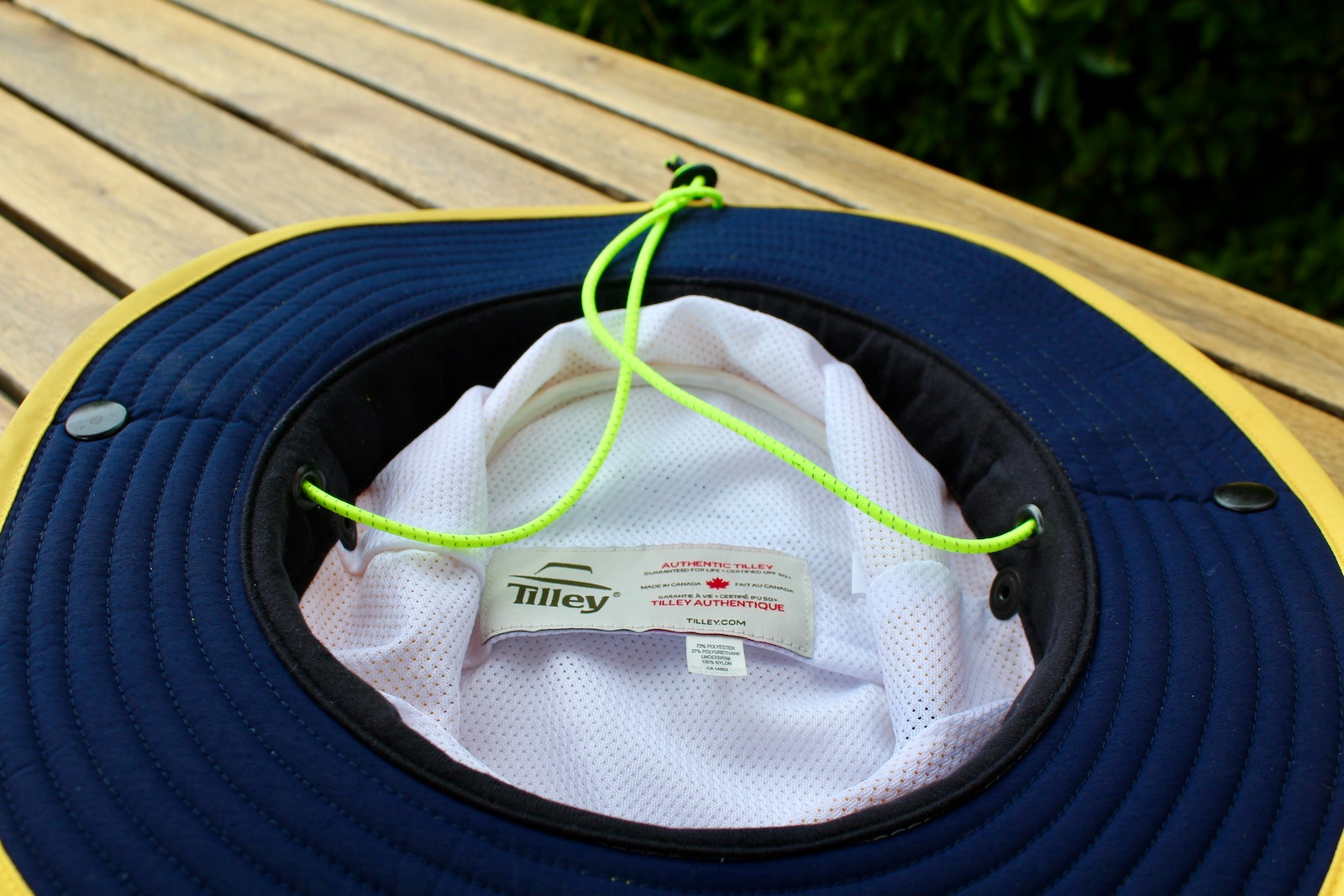 Tilley TWS1 Paddler's Brimmed Hat