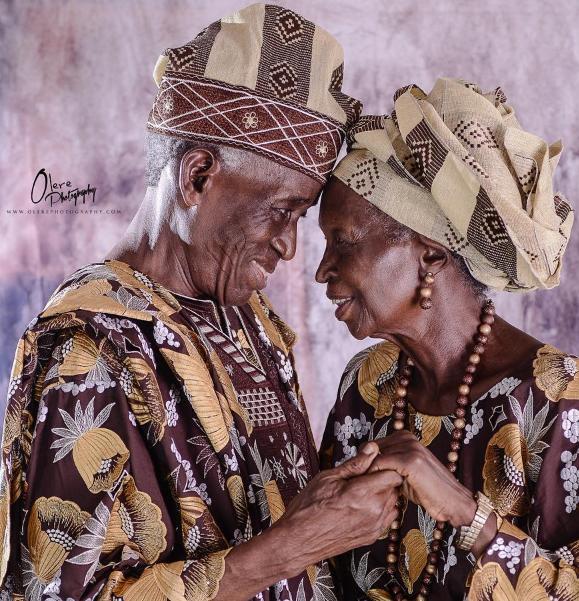 nigerian couple 53rd wedding anniversary