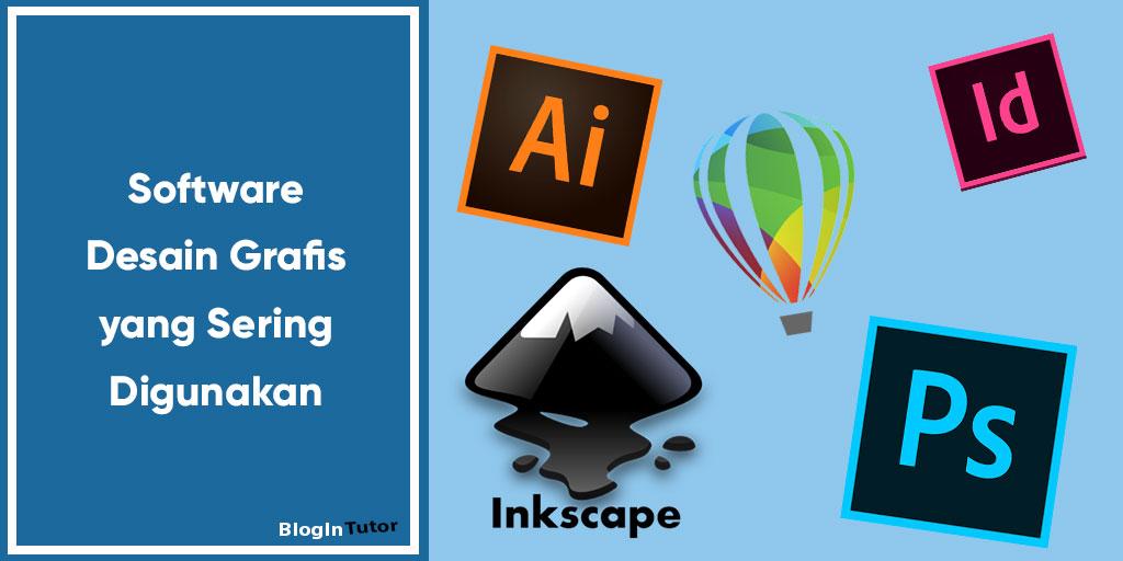 software desain grafis yang sering digunakan