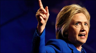Heliary Clinton Once Again Lead To Trump