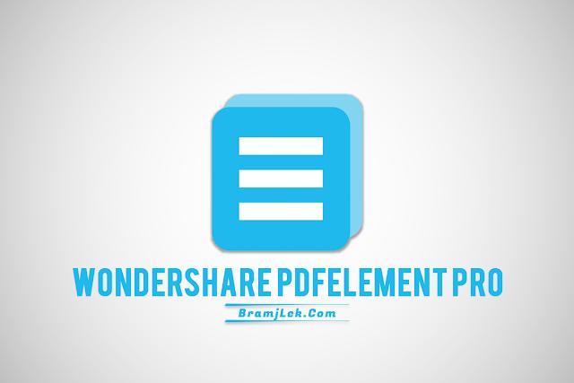 Wondershare PDFelement Pro Full