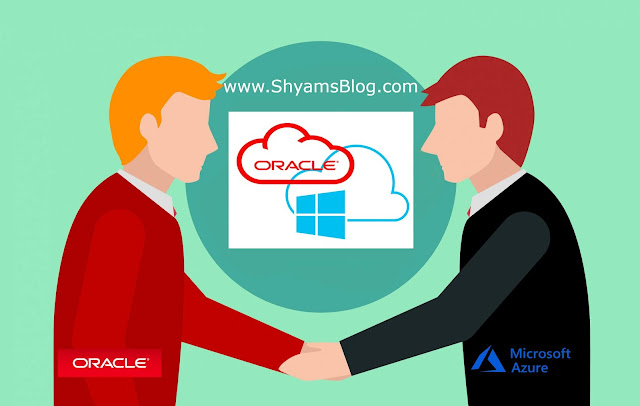 Oracle and Microsoft Azure Partnership