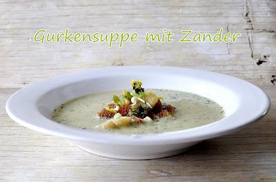 Gurkensuppe, Zander