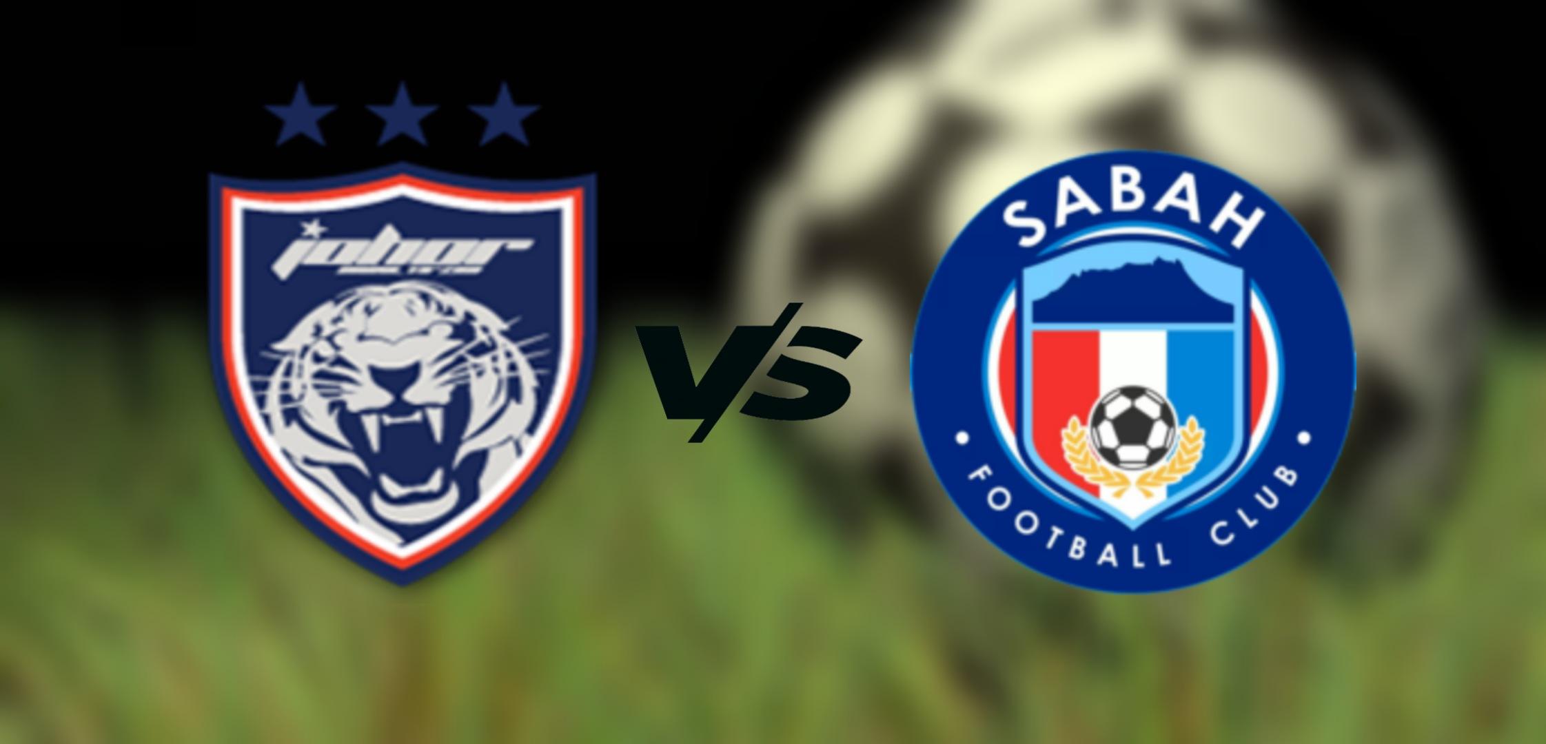 Live Streaming JDT vs Sabah FC 8.8.2021 Liga Super