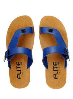 Flite footwear in Blue colour