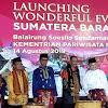 Antusias Sambut TDS, Bupati Adirozal Hadiri Langsung Launching Wonderful Sumbar 2019