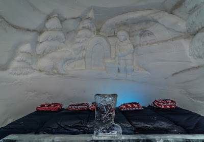 Norway's Ice Hotels