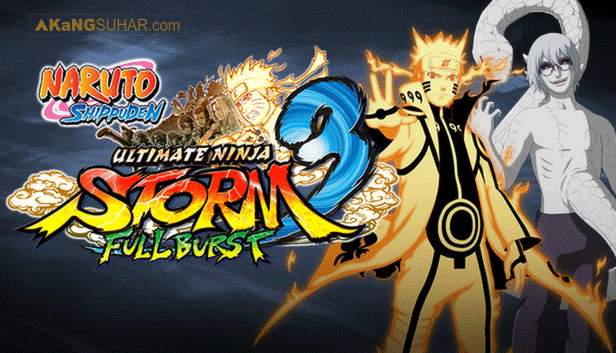 Free Download Naruto Shippuden Ultimate Ninja Storm 3 Full Burst HD Full Version Crack