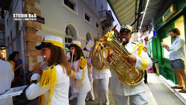 Με θέατρο δρόμου και μουσικές ξεκίνησαν οι πολιτιστικές εκδηλώσεις στο Ναύπλιο (βίντεο)