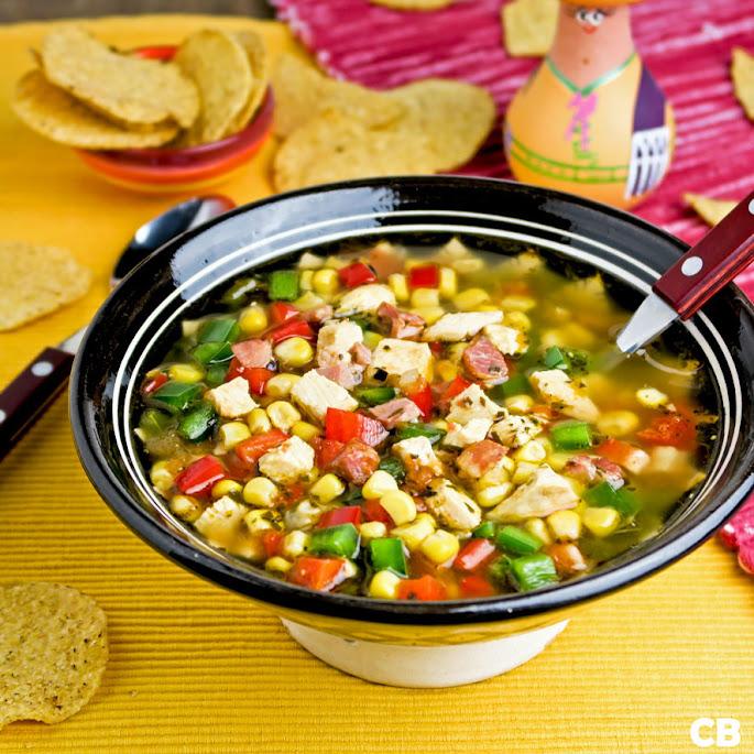 Recept: zo maak je pittige Mexicaanse kippensoep
