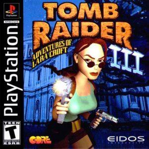 Download Tomb Raider III Adventures of Lara Croft - Torrent (Ps1)