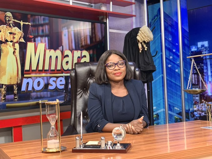 Afia Pokuaa joins Despite Media Group, hosts her first show on UTV