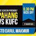 Live Streaming Pahang vs Kelantan United FC 17.1.2019 Friendly Match