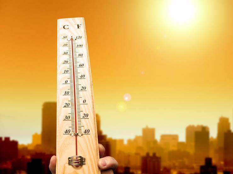 تصل لـ50.. الأرصاد تعلن: موجة حارة جديدة في هذا الموعد