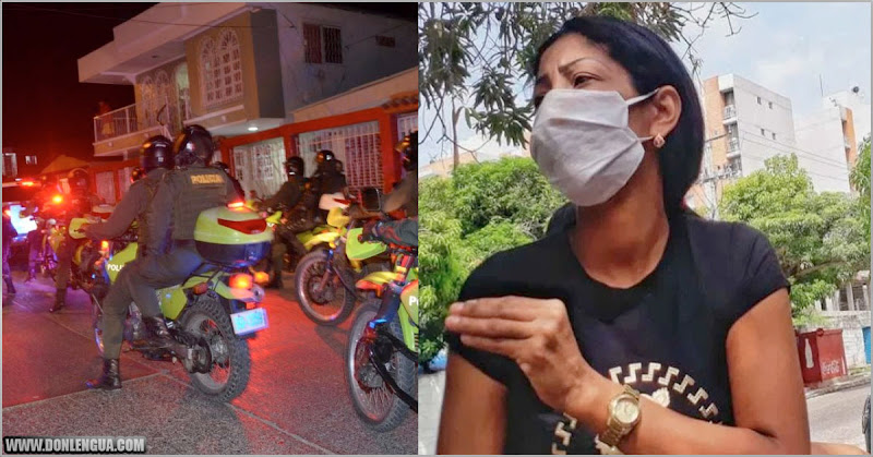 Le cortaron el cuello a un venezolano en Cartagena mientras dormía