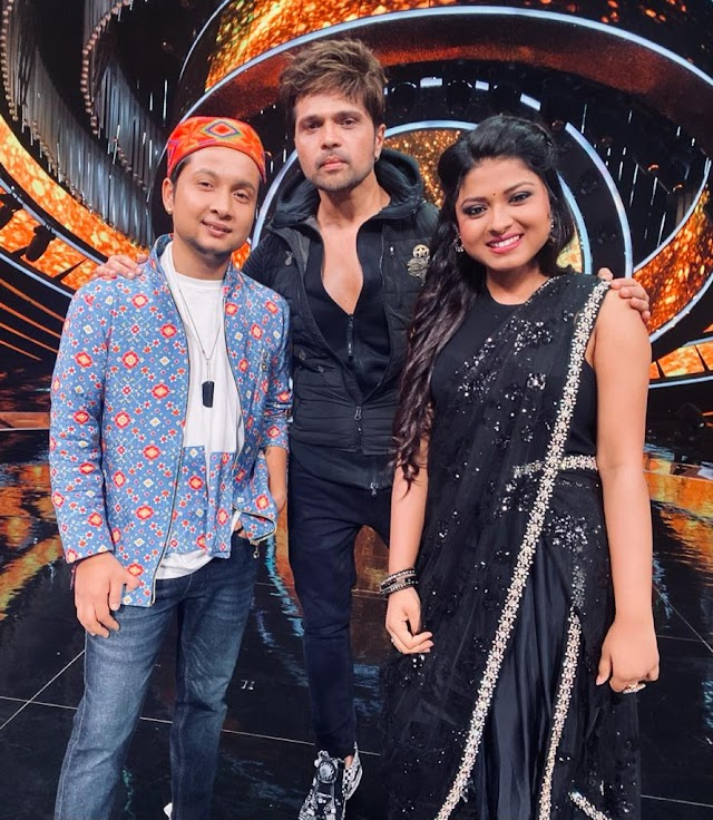 Rockstar Himesh Reshammiya is on a roll ! After 4 back to back blockbusters, the musical genius on his birthday will release Terii Umeed, from the album Himesh Ke Dil se  sung by super talents Pawandeep and Arunita!