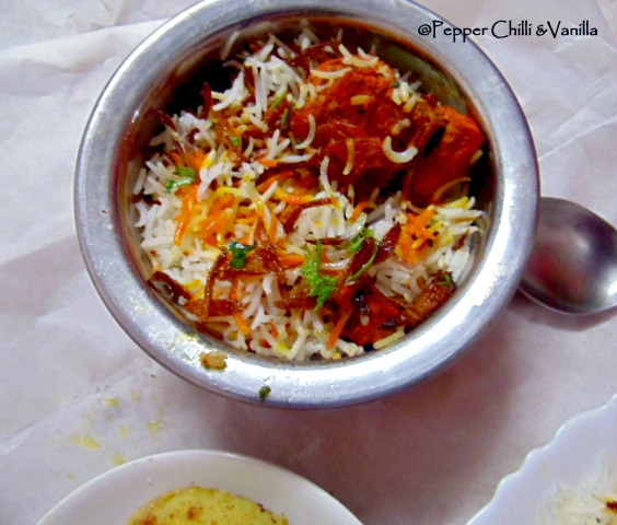 Chicken Tikka Biryani Recipe. | Pepper, Chilli and Vanilla