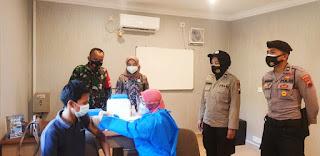 Vaksinasi tahap 1 dan 2 Masyarakat dan Karyawan Coconut Lodge