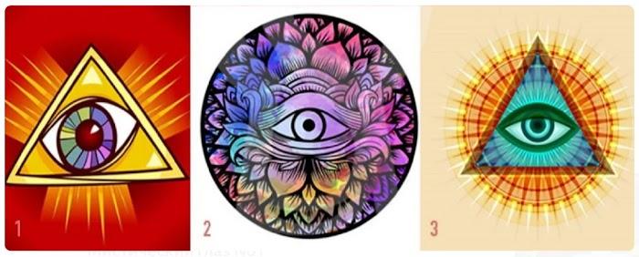 Выберите мистический глаз и узнайте, что думают о вас окружающие, когда смотрят на вас