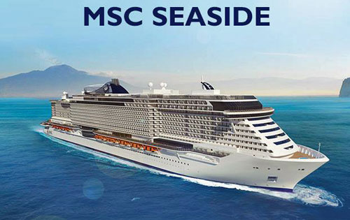 Cruise Diva MSC Cruises Celebrates MSC Seaside Float Out - How can cruise ships float