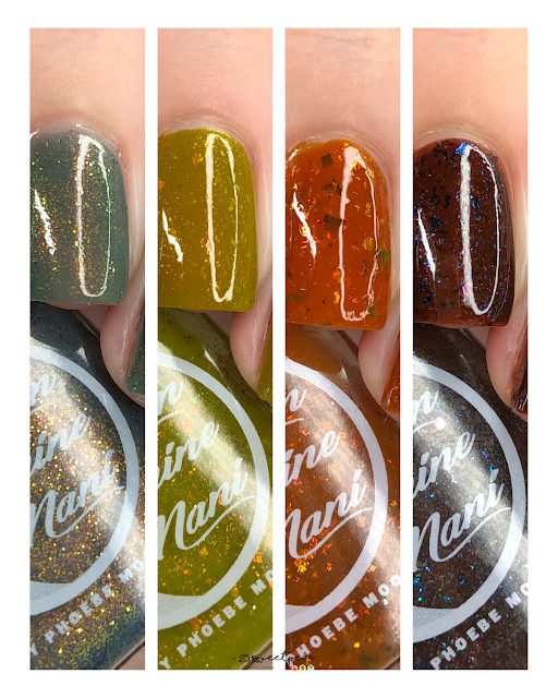 Moon Shine Mani Thanksgiving with Friends Collection