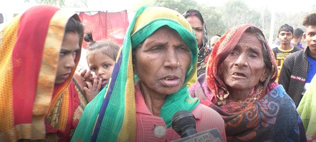 Terror of animals in Khesrawan village of Bakshi Ka Talab