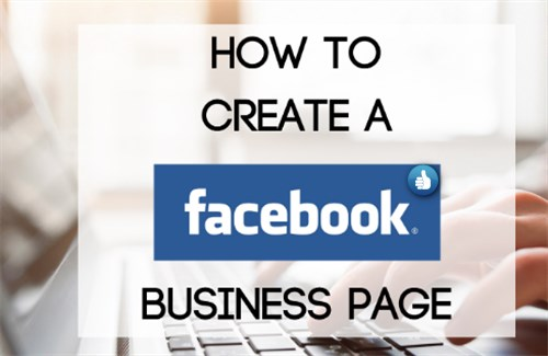 Make A Facebook Business Page