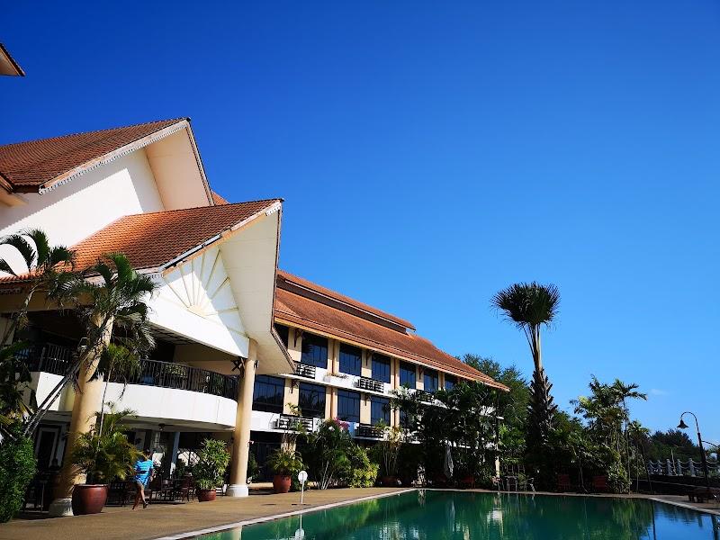 Pengalaman Menginap di Kudat Golf & Marine Resort Selepas Melawat Tip of Borneo