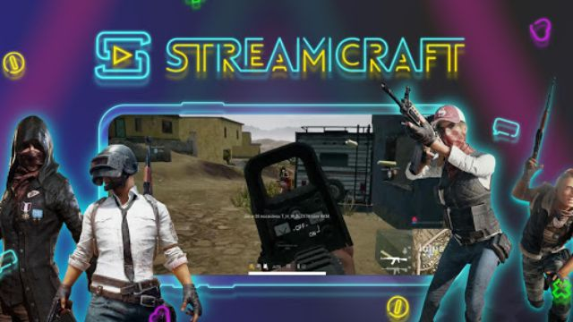 Aplikasi live streaming game android
