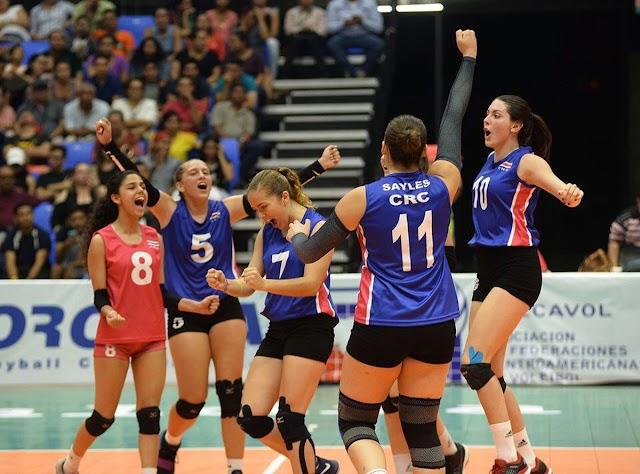 Voleibol de sala tanto masculino como femenino se frena por la COVID-19