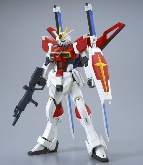 P-Bandai: HGCE 1/144 Sword Impulse Gundam REVIVE