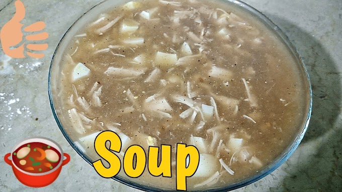 How to make Chicken Soup - Simple and Tasty Chicken Soup Recipe