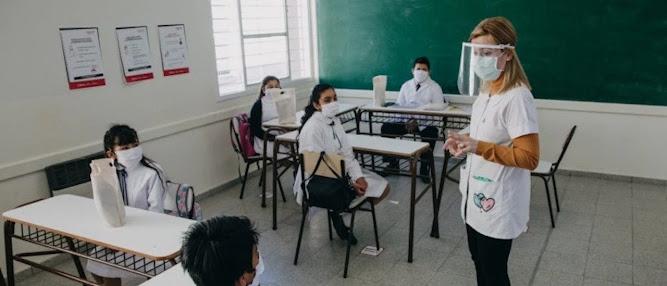 El SUTE pidió que se inhabilite la presencialidad en las escuelas de Mendoza