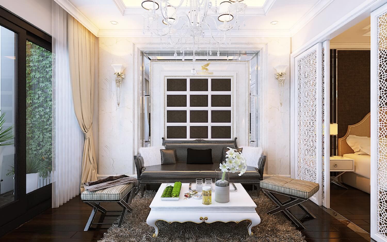 Nội thất hoàn thiện căn hộ Sunshine Garden tiêu chuẩn cao cấp