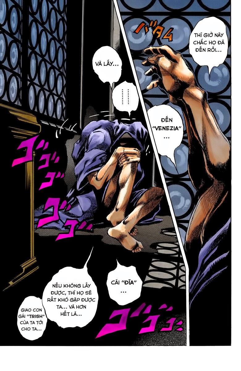 JoJo no Kimyou na Bouken Chap 510 - Truyen.Chap.VN