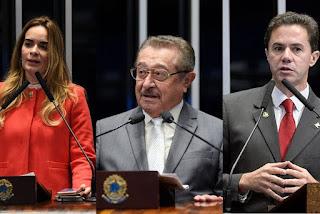 Reforma da Previdência: Saiba como votou a bancada da Paraíba no Senado Federal