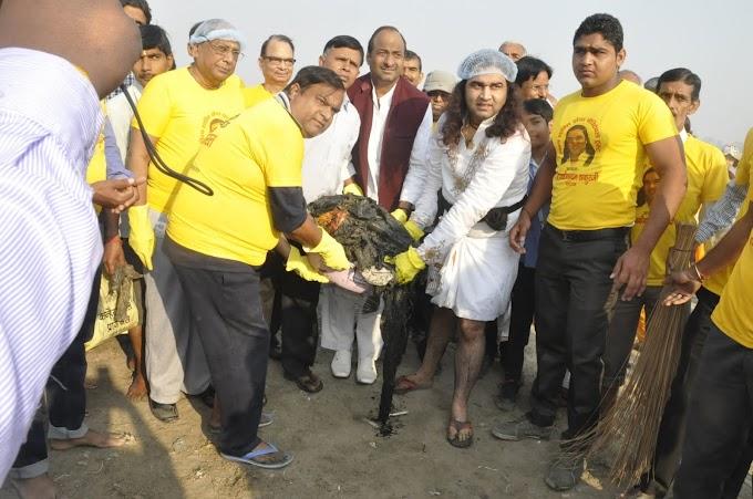 देवकीनंदन ठाकुर का राजनीति में एंट्री 29 को करेंगे पार्टी चिन्ह का ऐलान