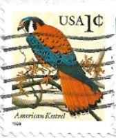 Selo Falcão-americano