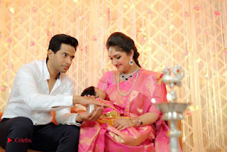 Rahul Actress Sridevi Vijaykumar Baby Rupikaa Naming Ceremony Pictures  0002.jpg