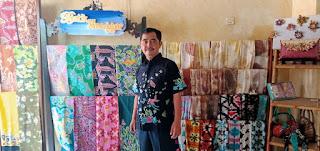 Batik Khas Kota Probolinggo Tembus Manca Negara