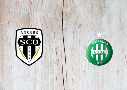 Angers SCO vs Saint-Etienne -Highlights 13 March 2021