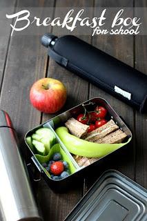Закуска в кутия / Breakfast box for school