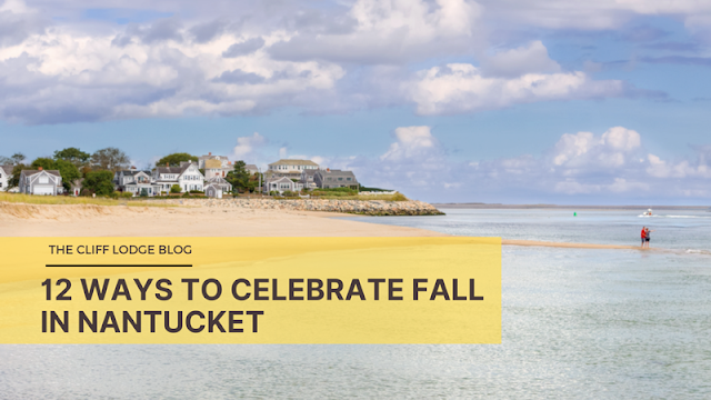 12 Fall Activities in Nantucket blog cover image