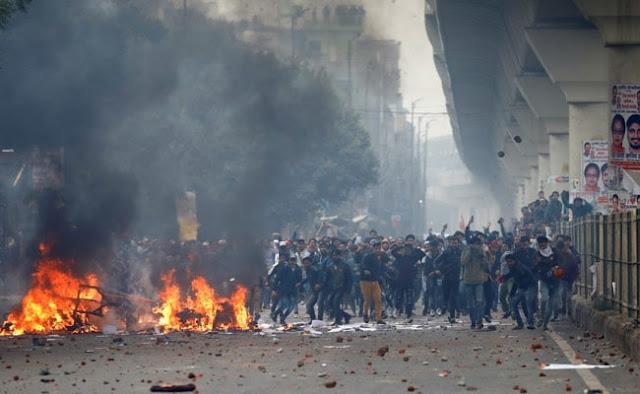 North East दिल्ली में हुए दंगों के मामले में शिफ-उर-रहमान नाम के शख्स गिरफ्तार